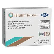 IALURIL SOFT GELS 15CPS