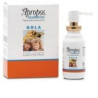 APROPOS GOLA SPRAY BB 25ML